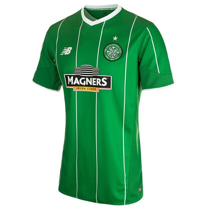 Celtic 2015-16 New Balance Away Kit