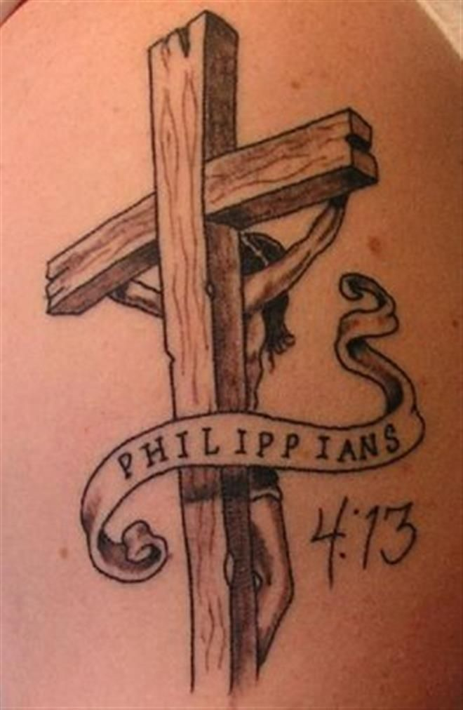 "My fave verse. I need this tattoo. ""For I can do all things through Christ who strengthens me"" Phillipians 4:13"