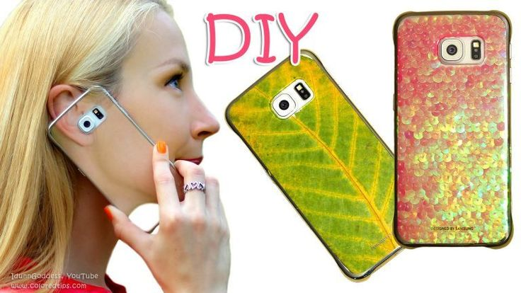 3 Ideas to make cheap, unique phone covers
