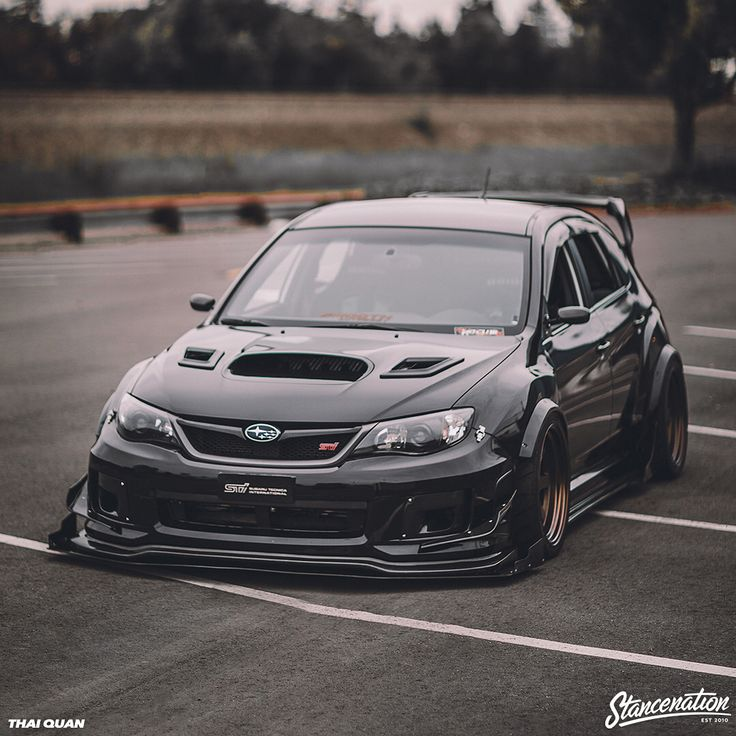 Pin by Brenden on Sport Cars in 2020 Subaru, Stance