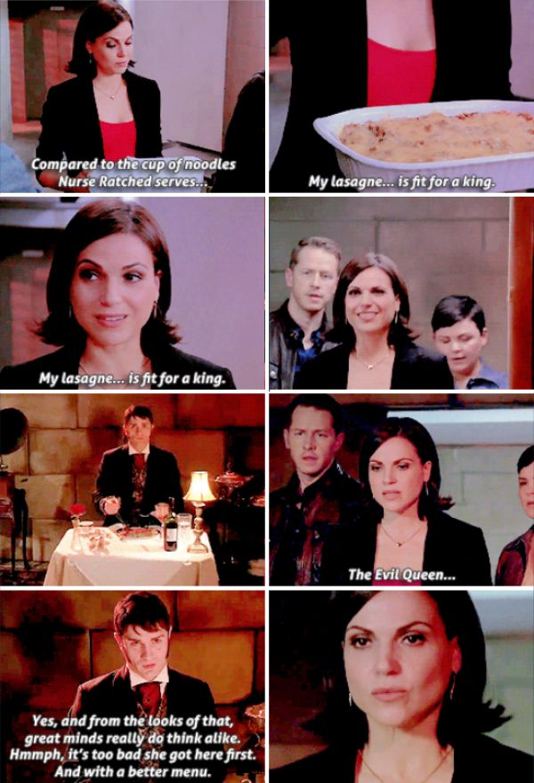 """Regina, Snow White, David and Hyde - 6 * 3 """"The Other Shoe"""""""