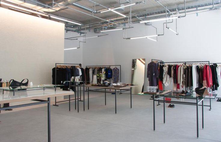 Wohnzimmer Galerie Zurich : Opia Concept Store - Dieses großzügige ...