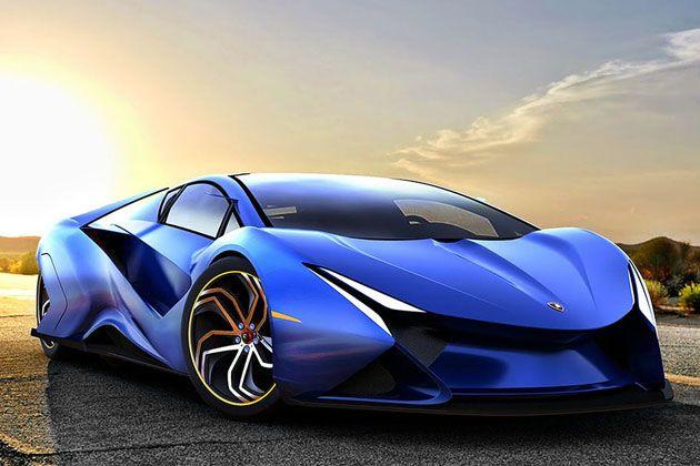 2025 Lamborghini Halcon Concept http://2016release.date/2025-lamborghini-halcon-concept-design/