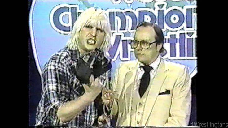 NWA World Championship Wrestling April 1983