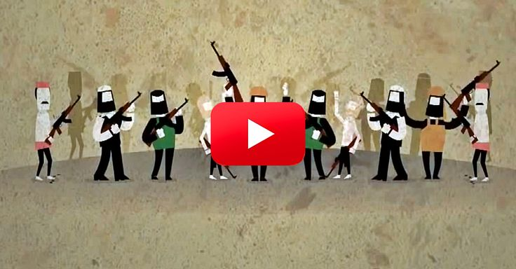 This Video Does a Great Job Explaining the Complex Situation in Syria. It's a Great Way To Become Familiar With The Basics | The Hunger Site Blog