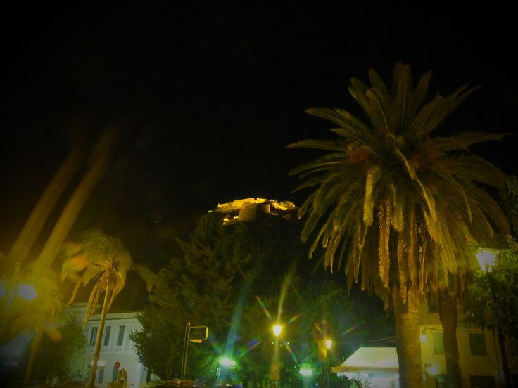 Palamidi Castle