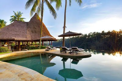 Bali Hotels, Villas, Tours and Travel Guides: The Sunti | Greatest Resort and Villa in Ubud