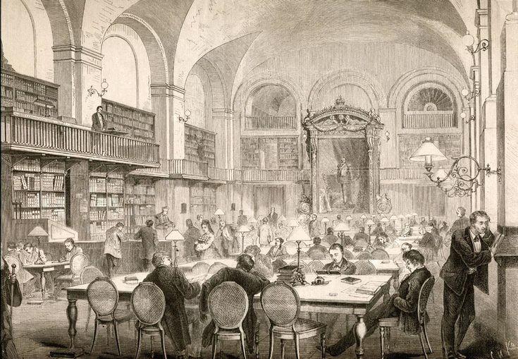 статья  о чтении в россии 19 века