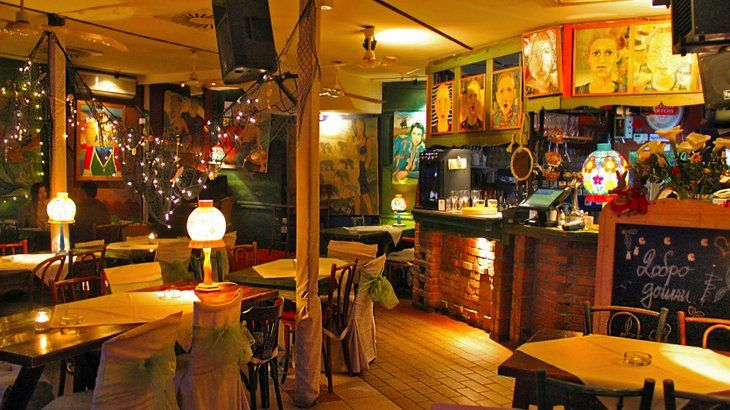 Reka Restaurant, Belgrade