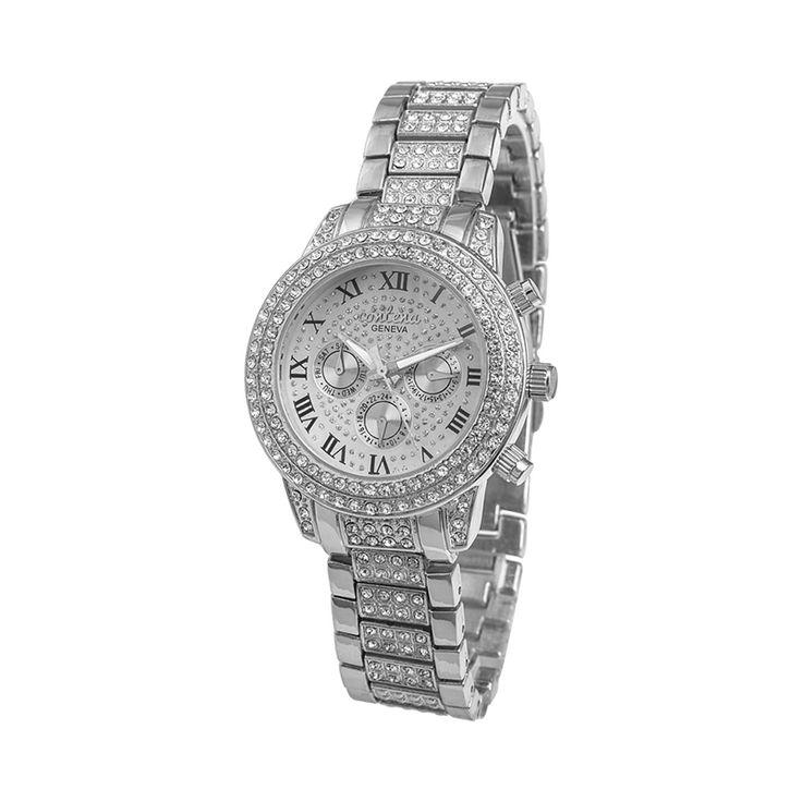 $7.99 (Buy here: https://alitems.com/g/1e8d114494ebda23ff8b16525dc3e8/?i=5&ulp=https%3A%2F%2Fwww.aliexpress.com%2Fitem%2FCONTENA-Brand-Watch-Fashion-Silver-Bracelet-Watch-Women-Luxury-Rhinestone-Watches-Roman-Full-Steel-Quartz-Watch%2F32734459682.html ) CONTENA Fashion Silver Bracelet Watch Women Luxury Rhinestone Watches Full Steel Ladies Watch Hour relogio feminino reloj mujer for just $7.99