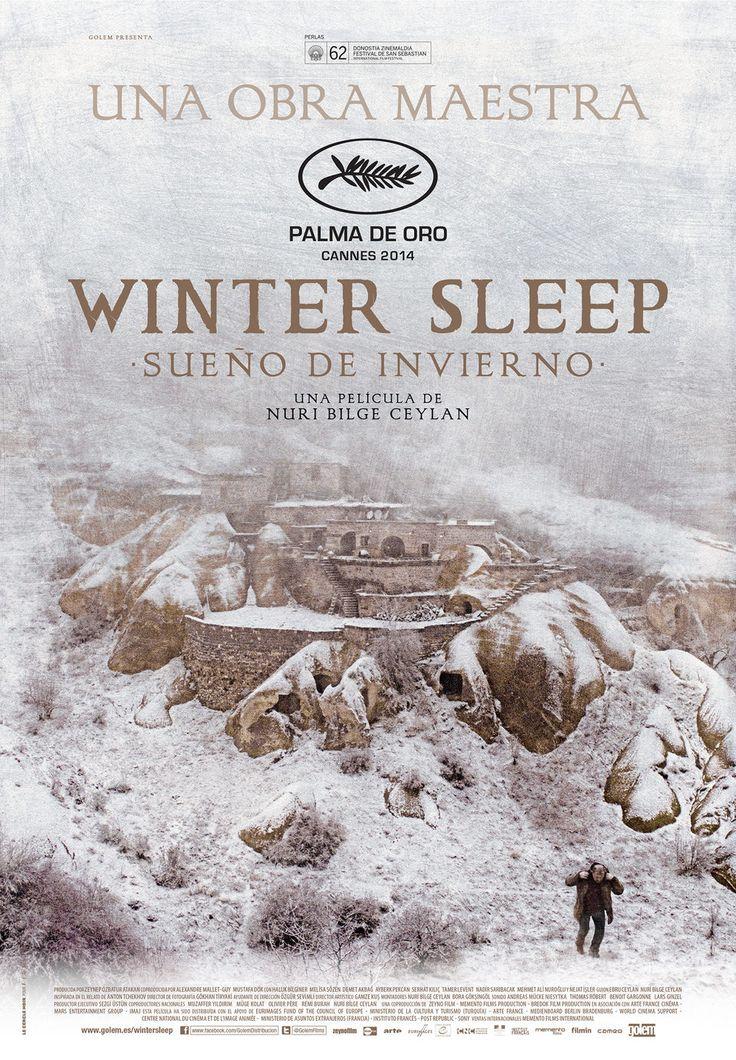 Cartel de Winter Sleep (Sueño de invierno)