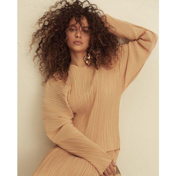 Fashion Magazine Nylon Featuring 32