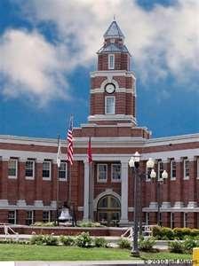 Morristown City Hall Tn
