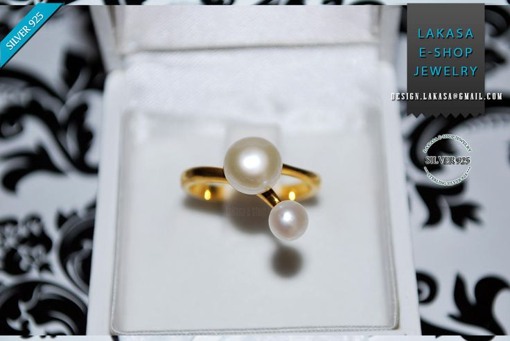FREE Shipping #ring #freshwater #pearl #jewelry #joyas #mujer #woman #moda #sterling #silver #jewellery #bestideasgifts #forher #anniversary #ασημι #princess #princessjewellery #birthday #δαχτυλιδι #διπλο #μαργαριταρι #κοσμημα Double Freshwater Pearls Ring Sterling Silver 925 Gold plated Handmade Jewelry Χειροποιητο Δαχτυλιδι Ασημενιο 925 Επιχρυσωμενο Διπλο Μαργαριταρι Ελληνικο Χειροποιητο Κοσμημα ΔΩΡΕΑΝ εξοδα αποστολης Lakasa eShop Jewelry Fine Greek Art Email: design.lakasa@gmail.com