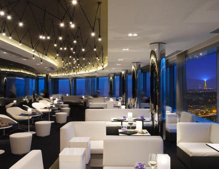Le Skyline Paris Lounge