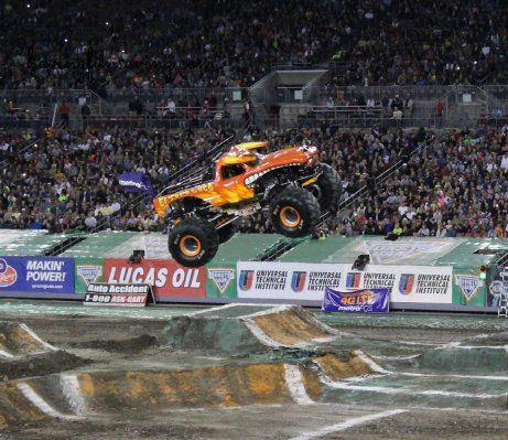 Orlando Monster Jam 2016 Tickets Now On Sale Not only are tickets NOW ON SALE for the Orlando Monster Jam, but tickets start as low as $15!  My family and