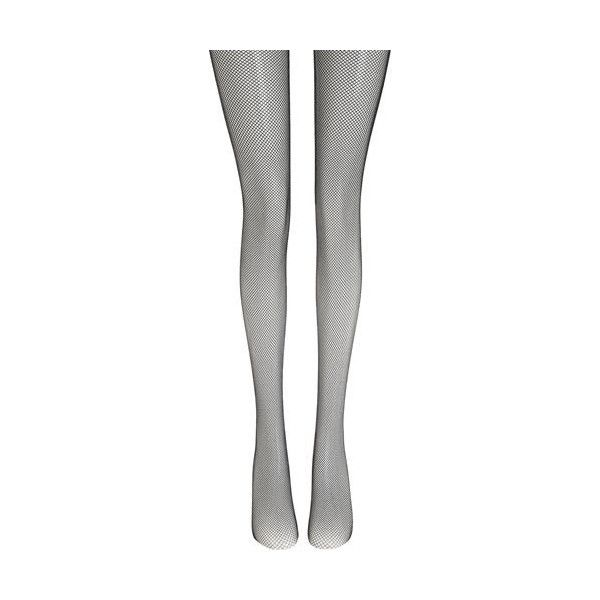 Wolford Women's Twenties Tights ($46) ❤ liked on Polyvore featuring intimates, hosiery, tights, colorless, clear tights, wolford, wolford stockings, clear stockings and wolford tights