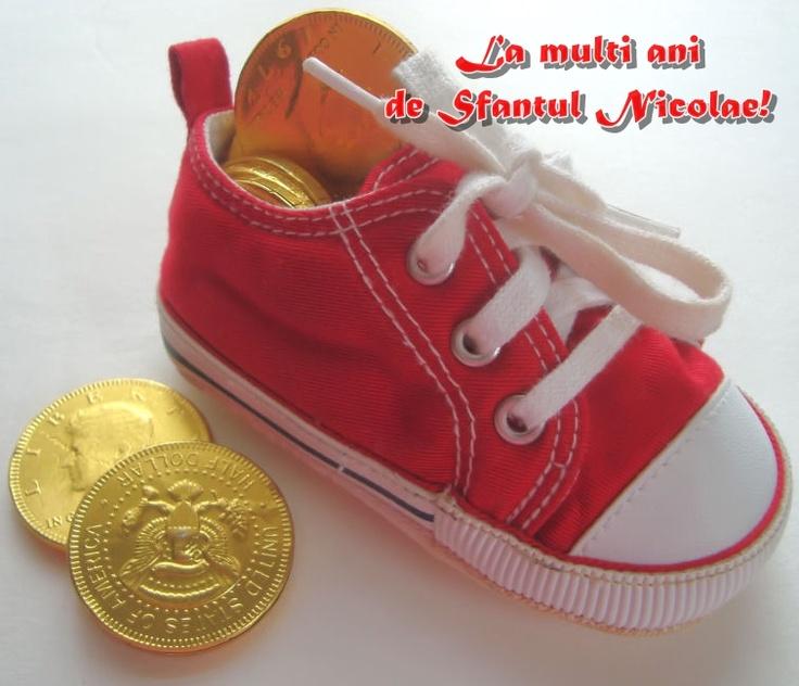 Felicitari de Mos Nicolae 2012