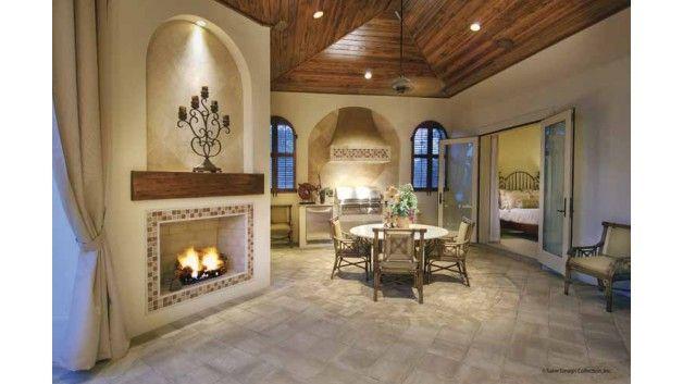 Exterior, Kitchen/Grill #outdoorliving #dwell #design #modern #home
