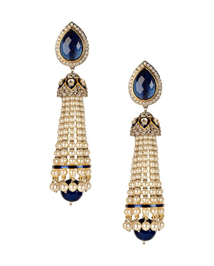 54 best Earrings images on Pinterest | Indian jewelry, Jewelry and ...