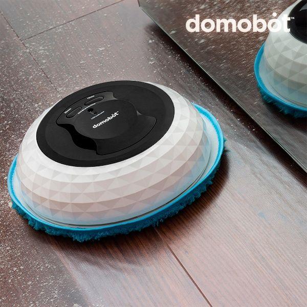 Robot lava pavimenti Omnidomo Domobot Nero Bianco Omnidomo 40,50 € https://shoppaclic.com/aspirapolvere-e-robot/1450-robot-lava-pavimenti-domobot-4899888108627.html
