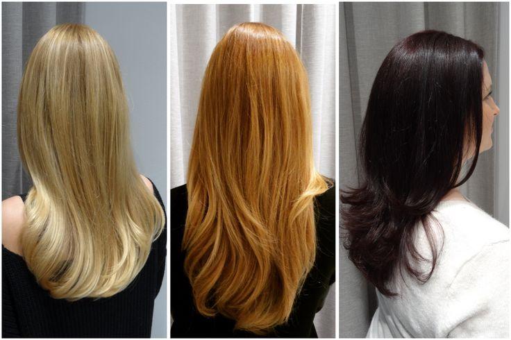 Ett nytt år och en ny hårfärg... • Colorista - Colorista