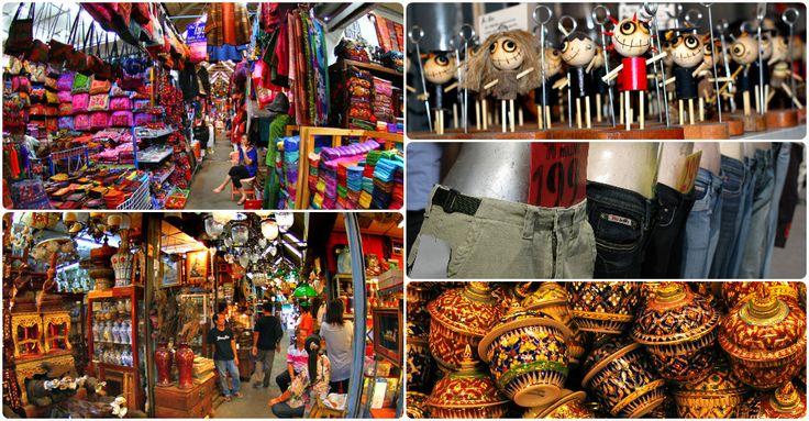 Информация о рынке Чатучак в Бангкоке.Chatuchak Weekend Market. Чатучак на карте. Схема рынка, фотографии. Как добраться