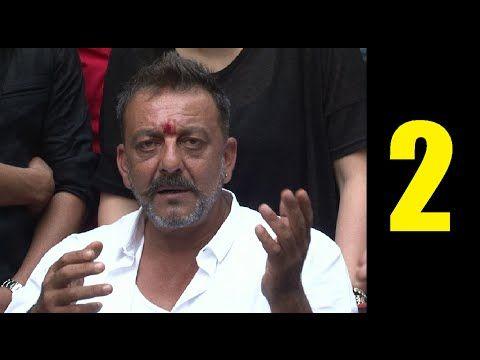 Sanjay Dutt's UNCUT interview after release from Yerwada Jail   PART 2
