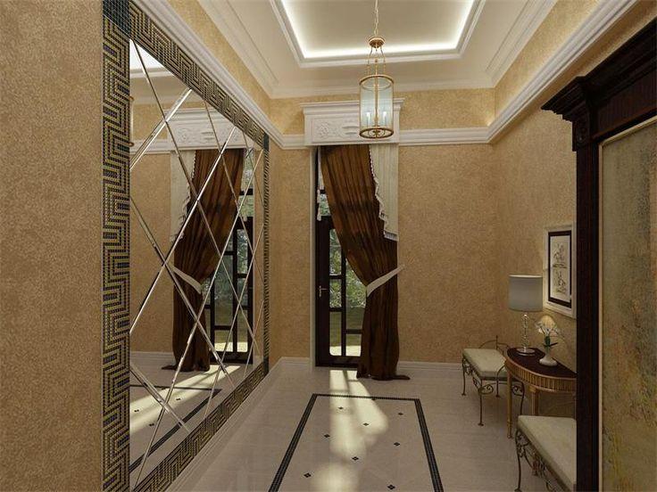 Дизайны зеркал в коридор
