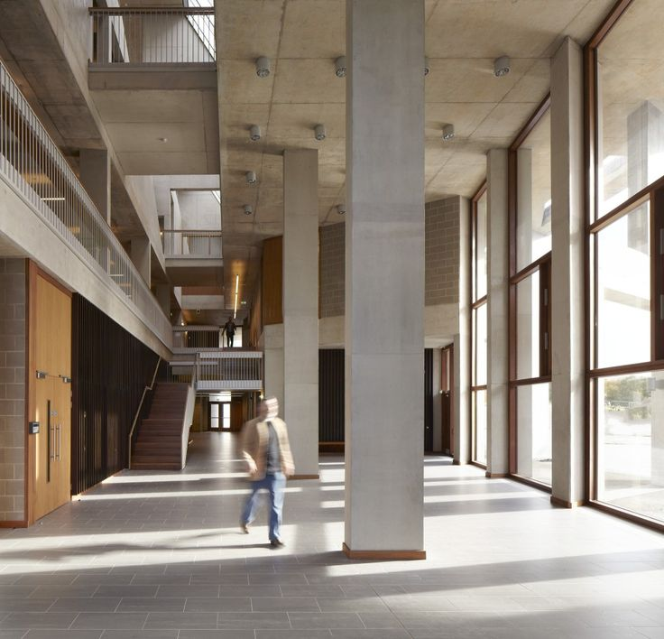 Gallery Of University Limerick Medical School Grafton Architects