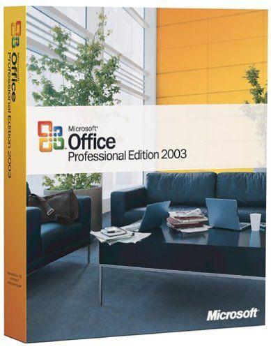 Office Professional 2003 (Excel, Outlook, Word, Powerpoint, Publisher, Access) Microsoft http://www.amazon.co.uk/dp/B0000AZJVC/ref=cm_sw_r_pi_dp_9Vj-vb1VEFVV4