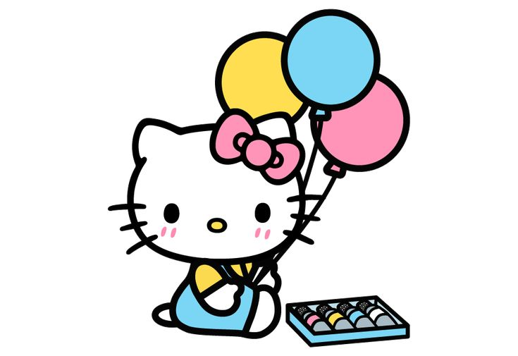 Hello Gif In 2021 Hello Kitty Backgrounds Hello Kitty Pictures Hello Kitty Images