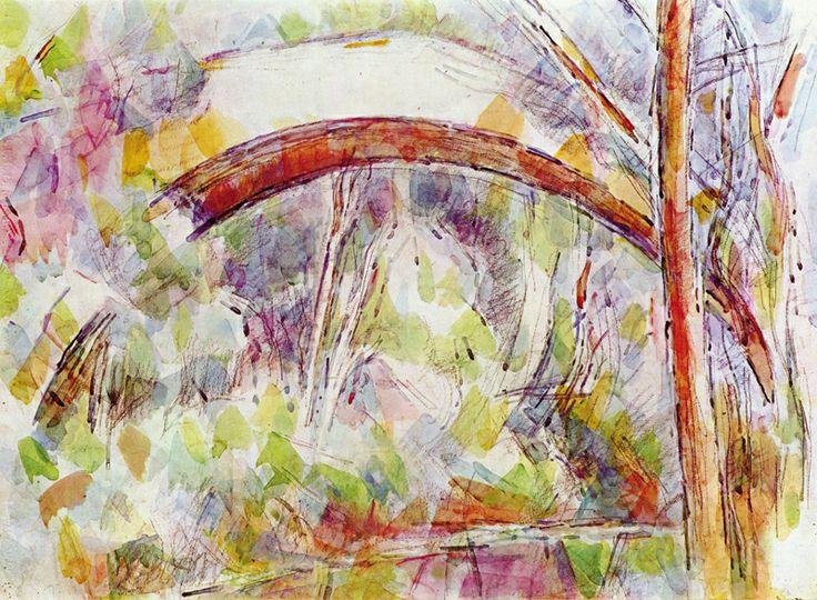 Carta da Parati Paul Cezanne