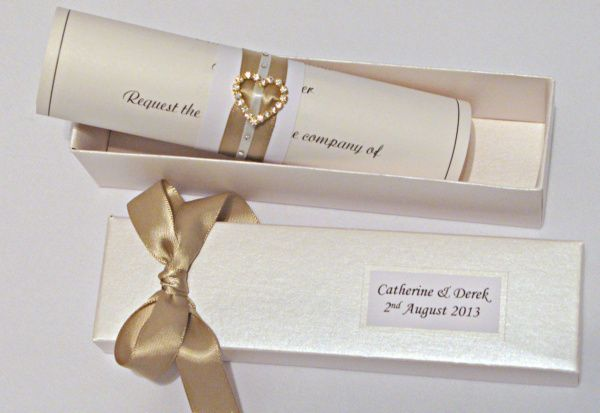 Diy Scroll Wedding Invitations: 25+ Best Ideas About Scroll Invitation On Pinterest
