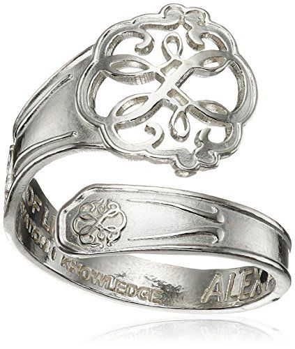 Alex and Ani Spoon Path of Life Stackable Ring www.fashionbug.us #PlusSize #FashionBug #Ring
