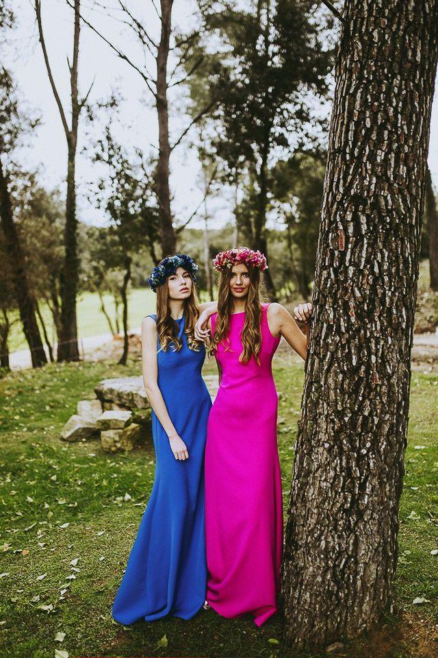 Vestidos fiesta boda barcelona