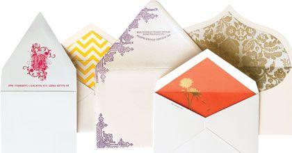 1000 ideas about wedding invitation envelopes on for Wedding invitation envelope etiquette uk