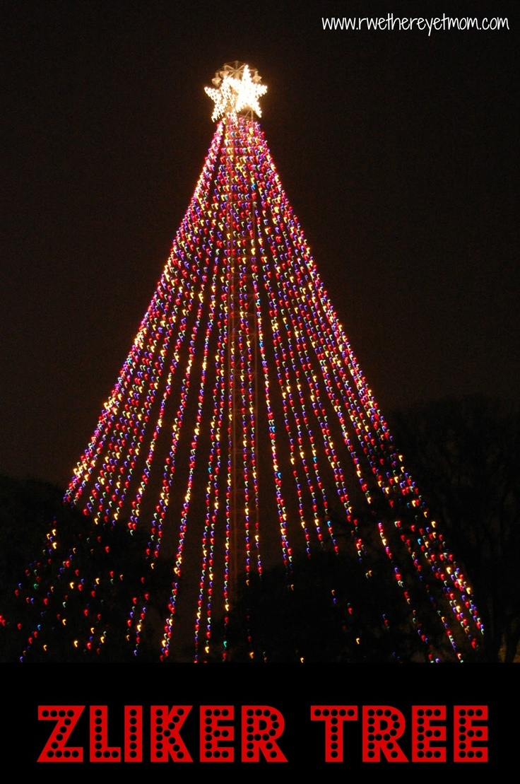 127 best christmas texas style images on pinterest merry zilker tree lighting austin tx arubaitofo Choice Image