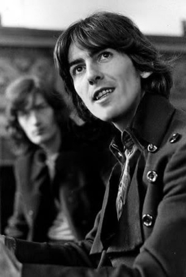 """He never gave up hoping that the dreams of the sixties could be realised. In hindsight, I think what was so special about George is that he always believed in the power of goodness."" ~Olivia Harrison"
