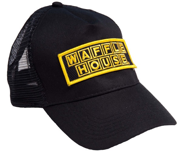 Black Trucker Hat from Waffle House. | My Style