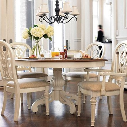 8 best round kitchen table images on pinterest dining room dining round kitchen table and chairs workwithnaturefo