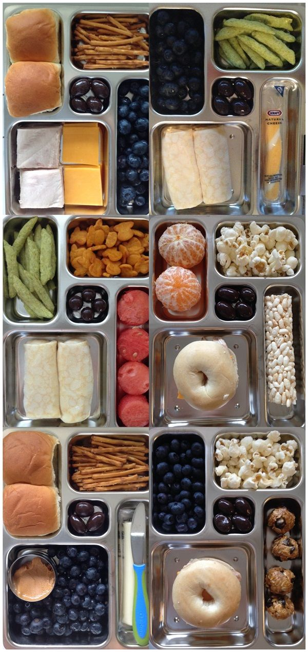 Lunch box ideas #planetbox