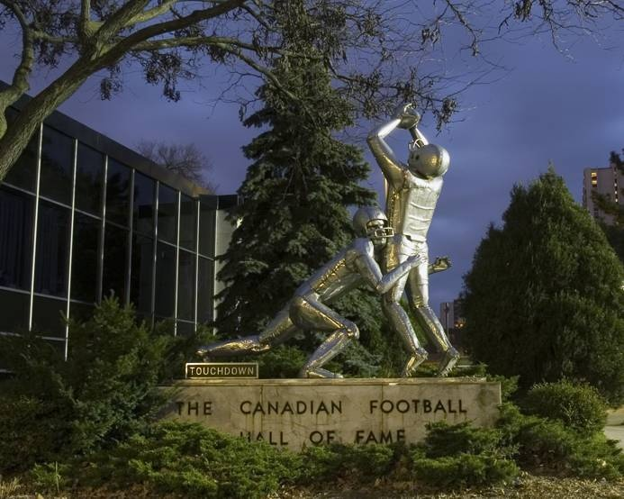 Canadian Football Hall of Fame Hamilton, Ontario