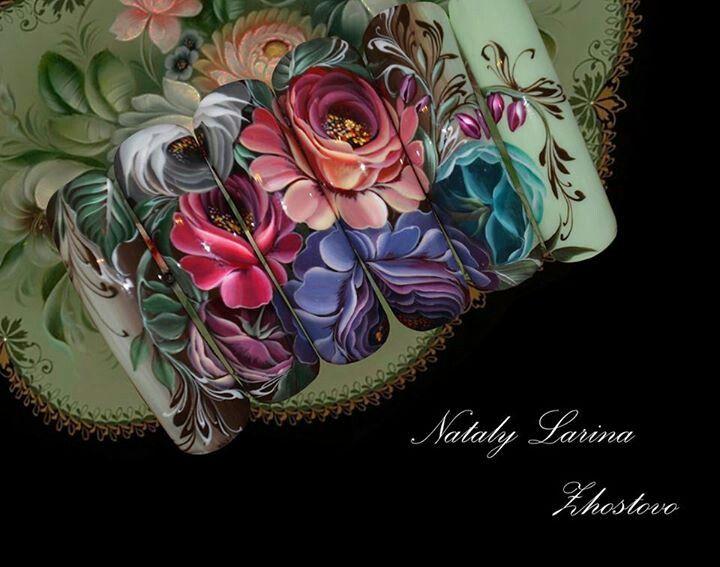 By Nataly Larina