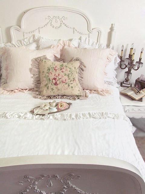 french recreation white linen ruffle duvet cover