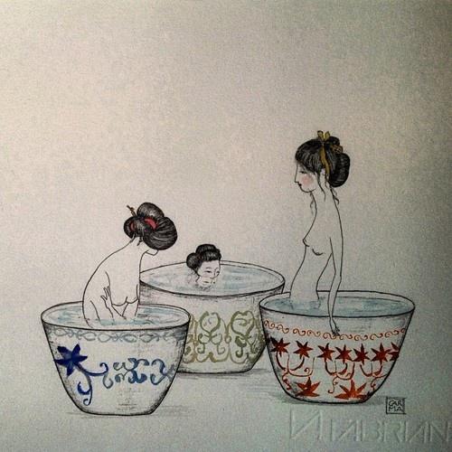 ilustración de Carmen F. Agudo