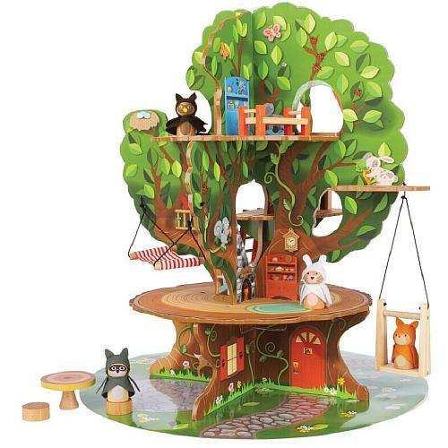 "Imaginarium Forest Friends Treehouse - Toys R Us - Toys ""R"" Us"