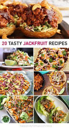 20 Tasty Jackfruit Recipes & Ideas