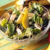 Salade de brocoli croquant au poulet et au Calumet de Franseska Dion