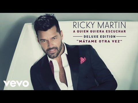 Ricky Martin - Mátame Otra Vez (Cover Audio) - YouTube